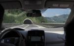2011-07-30 Rustig aan klimmen richting Abetone